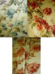 Laura Ashley Velvet Drapery English Country Designs from Kravet Fabrics by the yard Sale