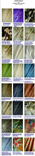 See our very newest introductions on our new fabrics pages